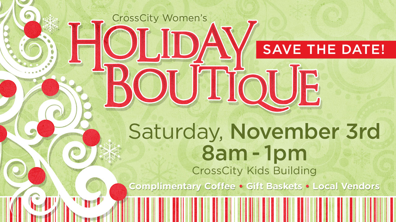 Holiday Boutique Crosscity